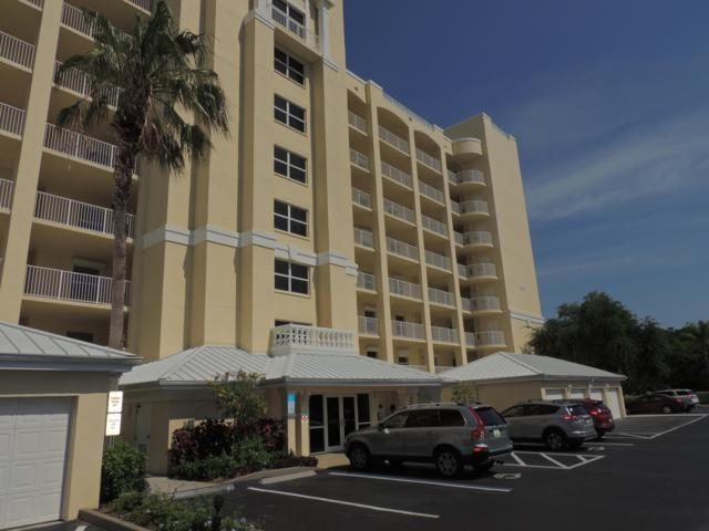 480 Sail Lane #405, Merritt Island, FL 32953 (MLS #839805) :: Pamela Myers Realty