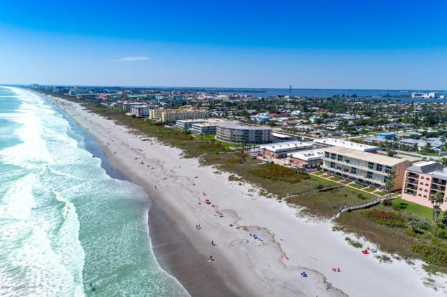 5000 Ocean Beach Boulevard #7, Cocoa Beach, FL 32931 (MLS #840169) :: Blue Marlin Real Estate
