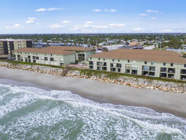199 Highway A1a #102, Satellite Beach, FL 32937 (MLS #841091) :: Blue Marlin Real Estate