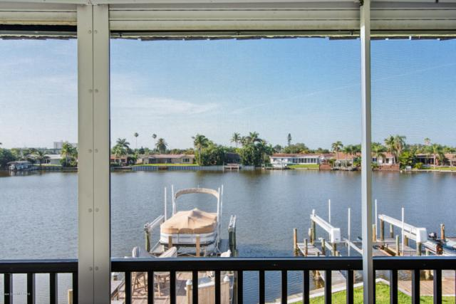 205 S Banana River Boulevard #404, Cocoa Beach, FL 32931 (MLS #841516) :: Blue Marlin Real Estate