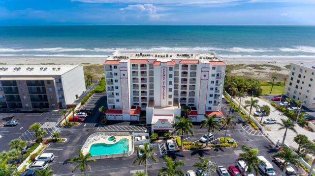301 N Atlantic Avenue #604, Cocoa Beach, FL 32931 (MLS #841777) :: Pamela Myers Realty
