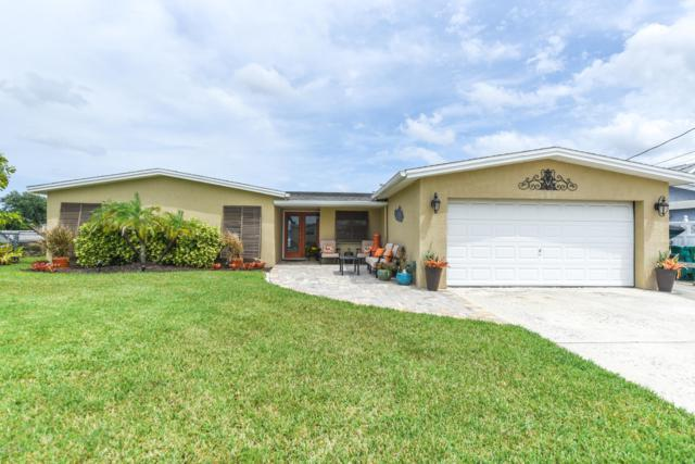 1130 Montego Bay Drive N, Merritt Island, FL 32953 (MLS #842005) :: Blue Marlin Real Estate