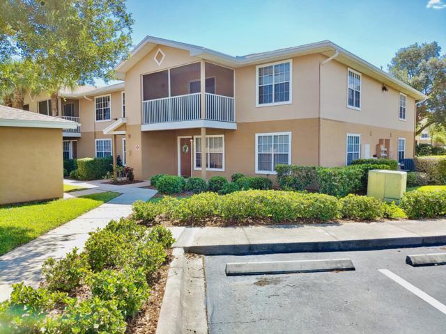 1780 Rocky Wood Circle #127, Rockledge, FL 32955 (MLS #842155) :: Blue Marlin Real Estate