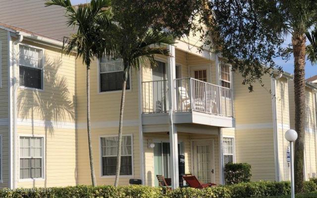 1841 Island Club Drive #457, Melbourne, FL 32903 (MLS #842181) :: Blue Marlin Real Estate