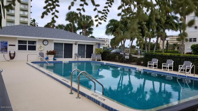 1700 N Atlantic Avenue #224, Cocoa Beach, FL 32931 (MLS #842306) :: Blue Marlin Real Estate