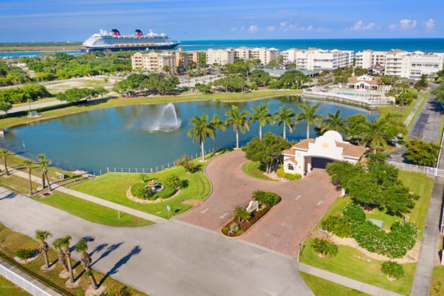 703 Solana Shores Drive #207, Cape Canaveral, FL 32920 (MLS #842605) :: Blue Marlin Real Estate