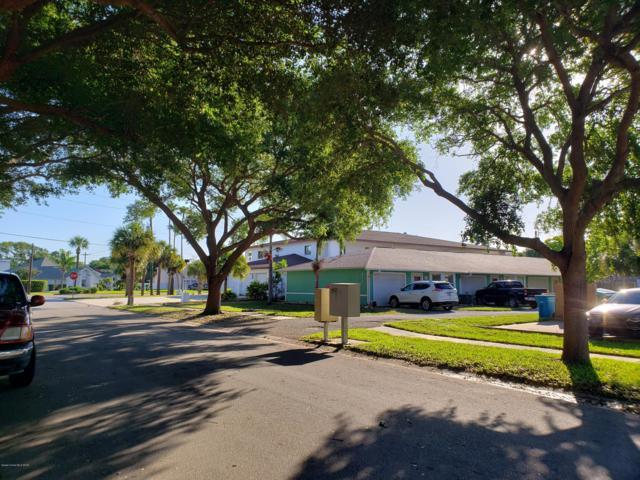 251 Circle Drive 1-4, Cape Canaveral, FL 32920 (MLS #842664) :: Blue Marlin Real Estate