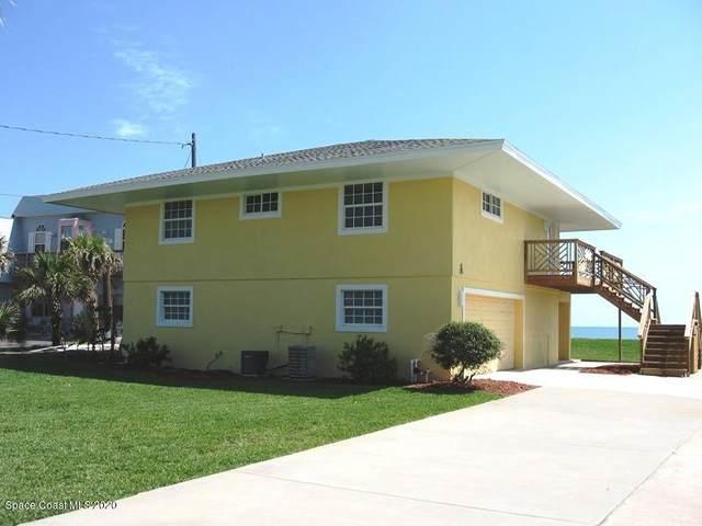 7885 S Highway A1a, Melbourne Beach, FL 32951 (MLS #843111) :: Blue Marlin Real Estate
