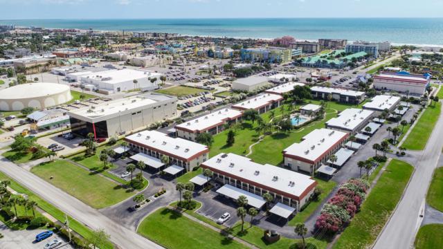 201 Saint Lucie Lane #404, Cocoa Beach, FL 32931 (MLS #843177) :: Blue Marlin Real Estate