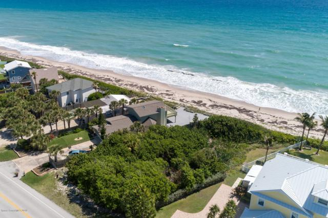 5039 Highway A1a, Melbourne Beach, FL 32951 (MLS #844790) :: Premium Properties Real Estate Services