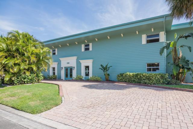 220 Columbia Drive #4, Cape Canaveral, FL 32920 (MLS #844807) :: Pamela Myers Realty