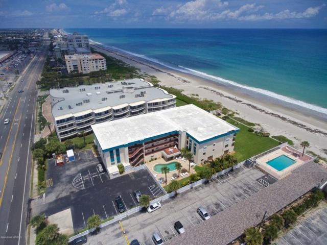 505 N Miramar Avenue #307, Indialantic, FL 32903 (MLS #844892) :: Pamela Myers Realty