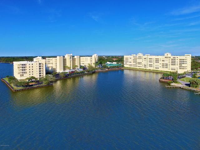 480 Sail Lane #406, Merritt Island, FL 32953 (MLS #844949) :: Pamela Myers Realty