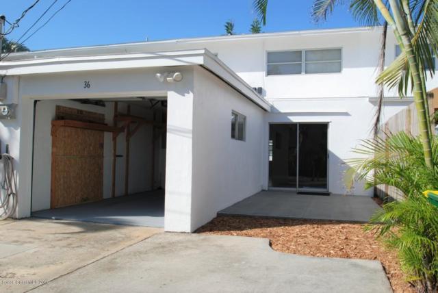 36 Adams Court, Satellite Beach, FL 32937 (MLS #844962) :: Blue Marlin Real Estate