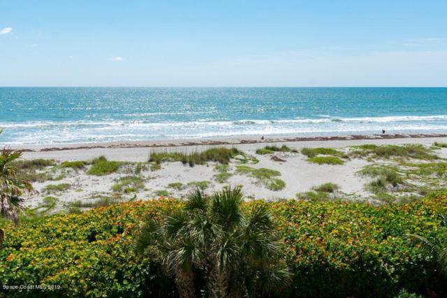 1525 S Atlantic Avenue #404, Cocoa Beach, FL 32931 (MLS #845283) :: Pamela Myers Realty