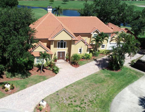 643 Woodbridge Drive, Melbourne, FL 32940 (MLS #845812) :: Pamela Myers Realty