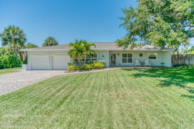 412 Hibiscus Trail, Melbourne Beach, FL 32951 (MLS #846071) :: Pamela Myers Realty