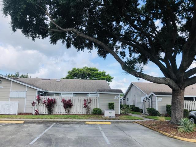 1931 Quail Ridge Court #1201, Cocoa, FL 32926 (MLS #846939) :: Pamela Myers Realty