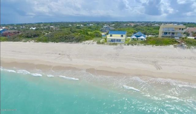 7205 Highway A1a, Melbourne Beach, FL 32951 (MLS #847044) :: Premium Properties Real Estate Services