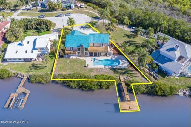 1710 Harbor Oaks Place, Merritt Island, FL 32952 (MLS #847165) :: Premium Properties Real Estate Services