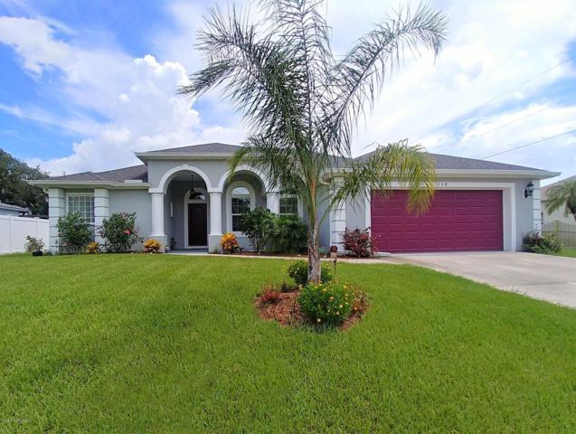 298 Albright Street SE, Palm Bay, FL 32909 (MLS #847449) :: Pamela Myers Realty
