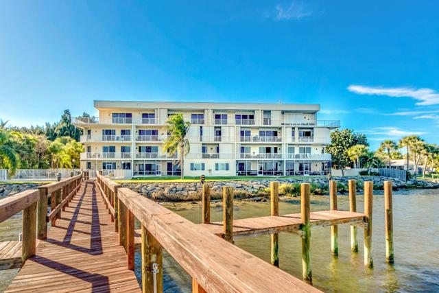 4007 N Harbor City Boulevard #304, Melbourne, FL 32935 (MLS #848061) :: Pamela Myers Realty