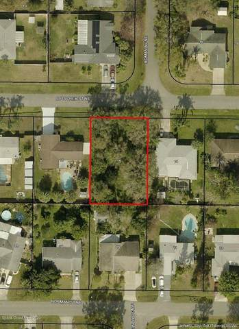 1542 Sutschek Street NE, Palm Bay, FL 32907 (MLS #848719) :: Blue Marlin Real Estate