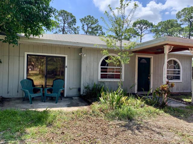 2245 Ohio Street, Melbourne, FL 32904 (MLS #849456) :: Blue Marlin Real Estate