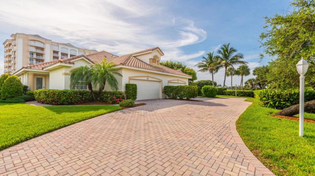 879 Aquarina Boulevard, Melbourne Beach, FL 32951 (MLS #850019) :: Premium Properties Real Estate Services