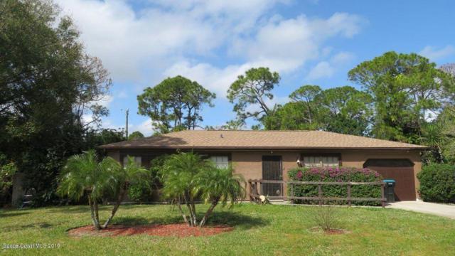957 Stage Street SE, Palm Bay, FL 32909 (MLS #850355) :: Armel Real Estate