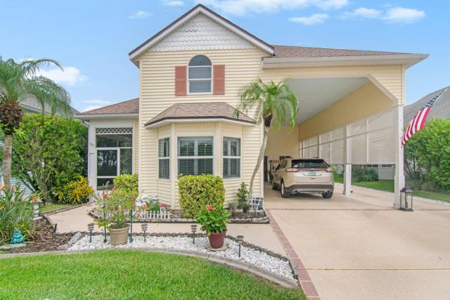 537 Fairways Drive #537, Titusville, FL 32780 (MLS #850416) :: Pamela Myers Realty