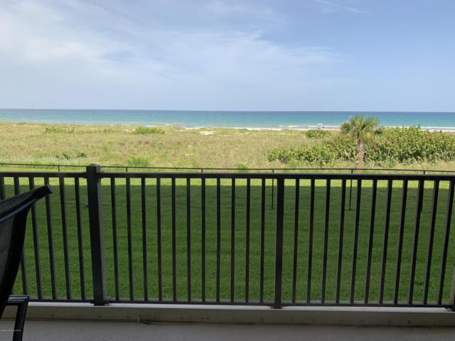 1890 N Atlantic Avenue A206, Cocoa Beach, FL 32931 (MLS #850706) :: Blue Marlin Real Estate