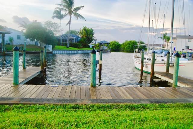 437 Dove Lane, Satellite Beach, FL 32937 (MLS #850801) :: Pamela Myers Realty
