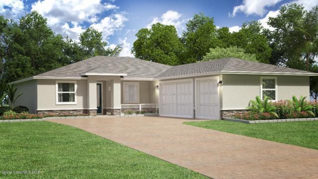 815 Hawk's Ridge Court, Palm Bay, FL 32905 (MLS #851147) :: Pamela Myers Realty