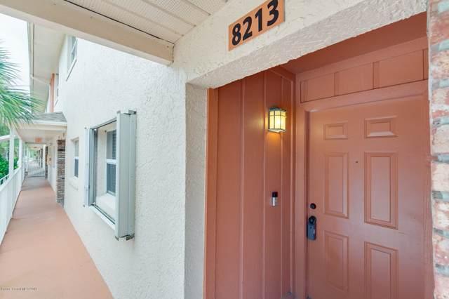 1600 Woodland Drive #8213, Rockledge, FL 32955 (MLS #851287) :: Pamela Myers Realty