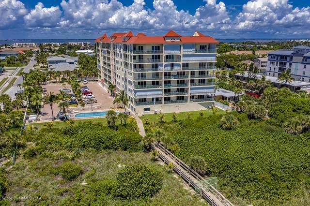 420 Harding Avenue #802, Cocoa Beach, FL 32931 (MLS #852120) :: Pamela Myers Realty