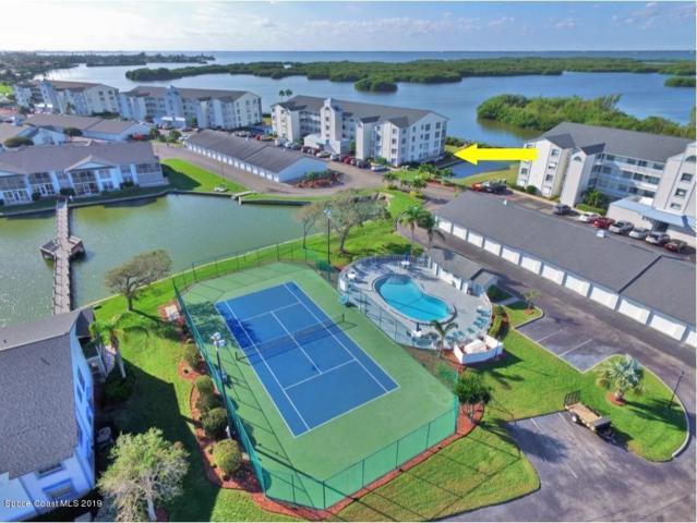 580 S Brevard Avenue #817, Cocoa Beach, FL 32931 (MLS #853135) :: Pamela Myers Realty