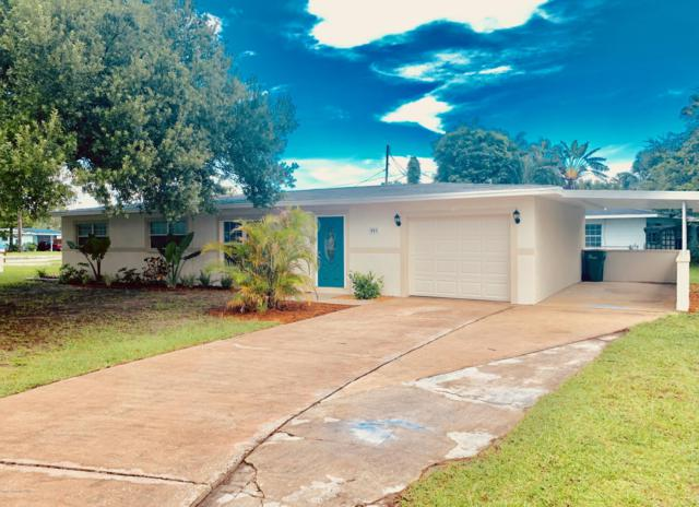 501 Falmouth Avenue, Merritt Island, FL 32952 (MLS #853315) :: Pamela Myers Realty