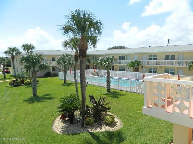 7801 Ridgewood Avenue #35, Cape Canaveral, FL 32920 (MLS #855081) :: Premium Properties Real Estate Services