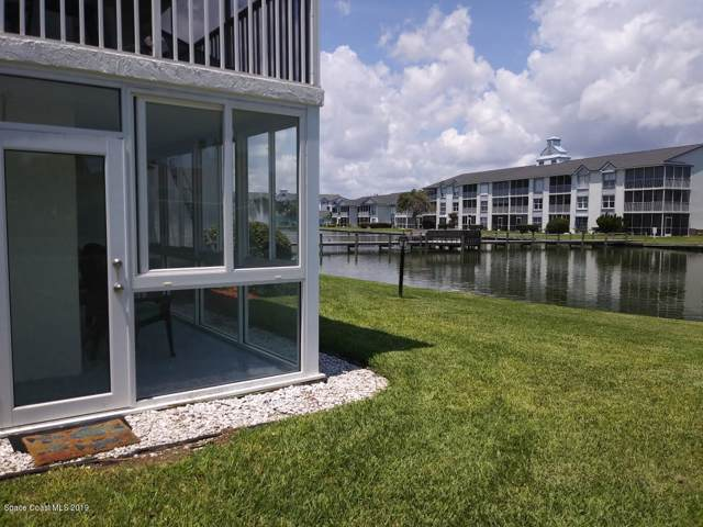 550 S Brevard Avenue #515, Cocoa Beach, FL 32931 (MLS #855272) :: Premium Properties Real Estate Services