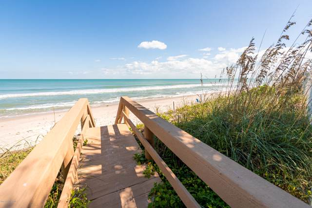 2055 Highway A1a #104, Indian Harbour Beach, FL 32937 (MLS #857197) :: Premium Properties Real Estate Services