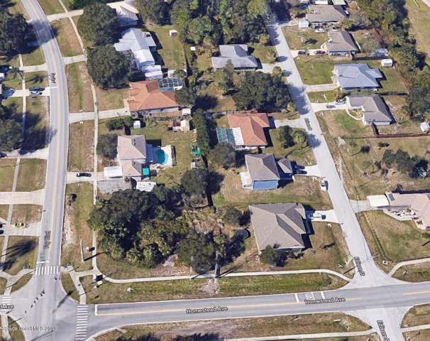 00 Homestead Avenue, Cocoa, FL 32927 (MLS #857341) :: Coldwell Banker Realty