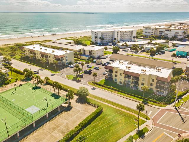 501 Taylor Avenue #501, Cape Canaveral, FL 32920 (MLS #857455) :: Premium Properties Real Estate Services