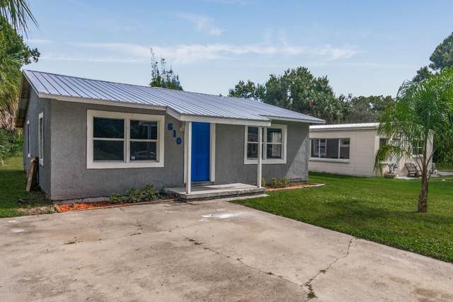 610 S Carolina Avenue S, Cocoa, FL 32922 (MLS #858608) :: Coldwell Banker Realty