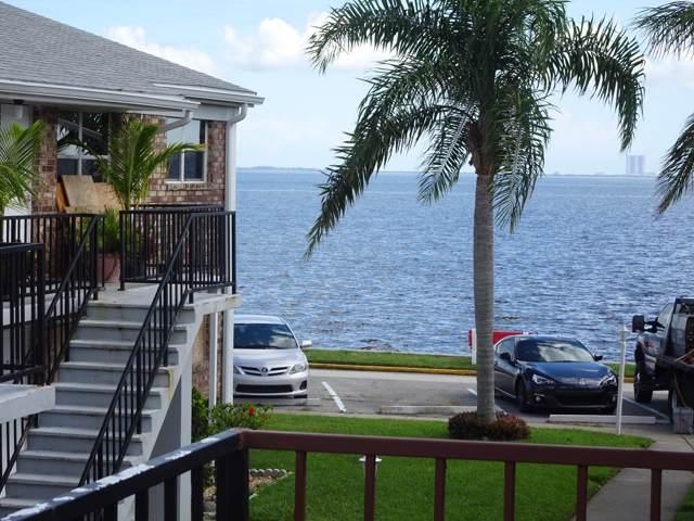 190 E Olmstead Drive F-20, Titusville, FL 32780 (MLS #858727) :: Premium Properties Real Estate Services