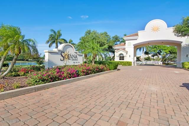 703 Solana Shores Drive #207, Cape Canaveral, FL 32920 (MLS #858840) :: Premium Properties Real Estate Services