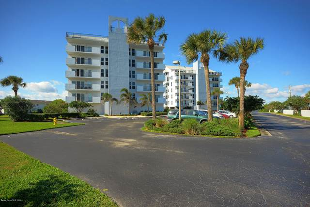 215 Ballyshannon Street #302, Melbourne Beach, FL 32951 (MLS #859383) :: Blue Marlin Real Estate