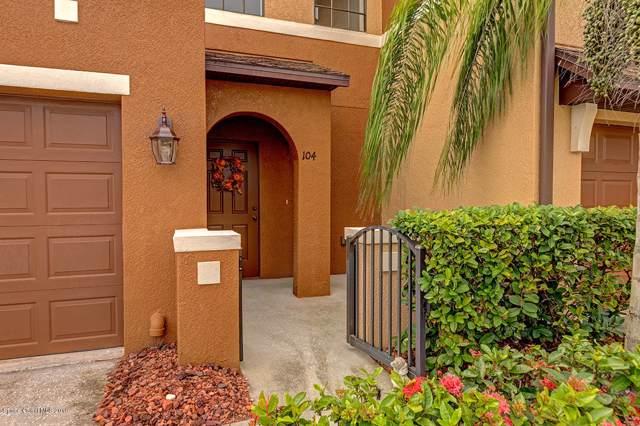 1335 Lara Cir # #104, Rockledge, FL 32955 (MLS #859815) :: Premium Properties Real Estate Services
