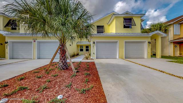 3931 Playa Del Sol Drive #102, Rockledge, FL 32955 (MLS #859961) :: Premium Properties Real Estate Services