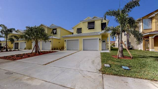 3931 Playa Del Sol Drive #202, Rockledge, FL 32955 (MLS #859962) :: Premium Properties Real Estate Services